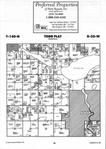 Map Image 053, Hubbard County 2000